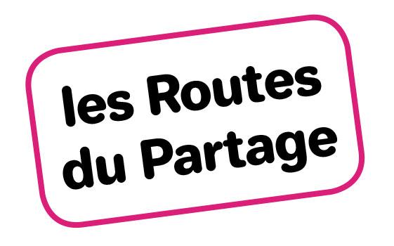 Les Routes du partage 2019