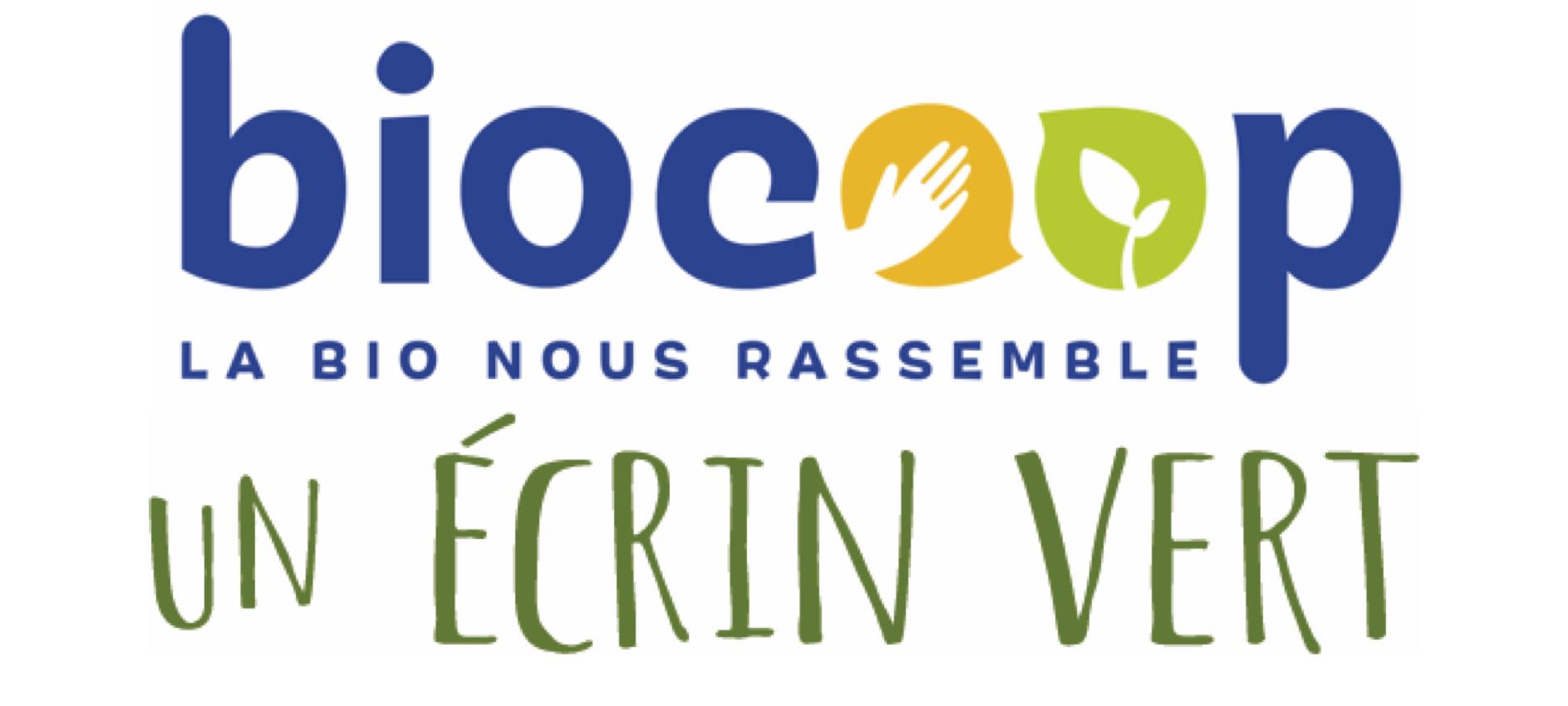 Biocoop - Un écrin vert