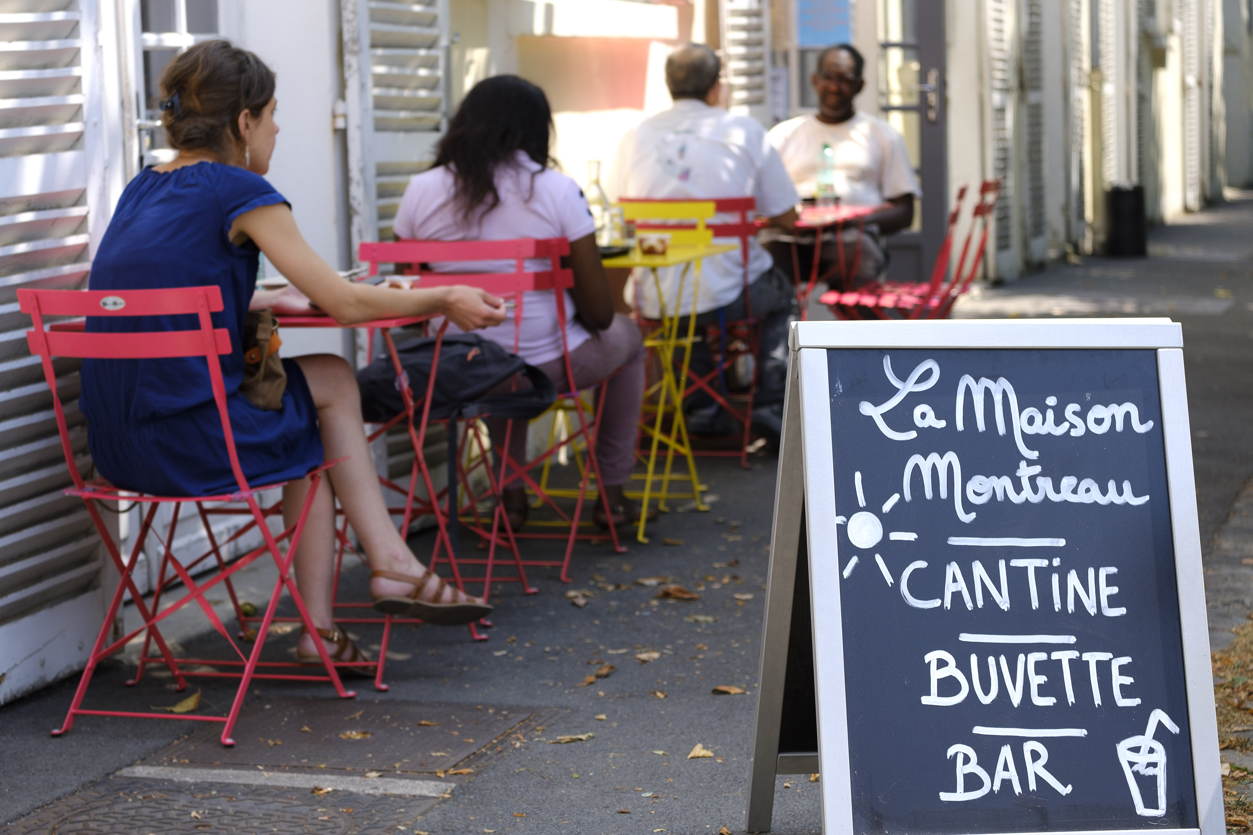 Monet et Bodin : la peinture en plein air au Parc Montreau + gratiferia