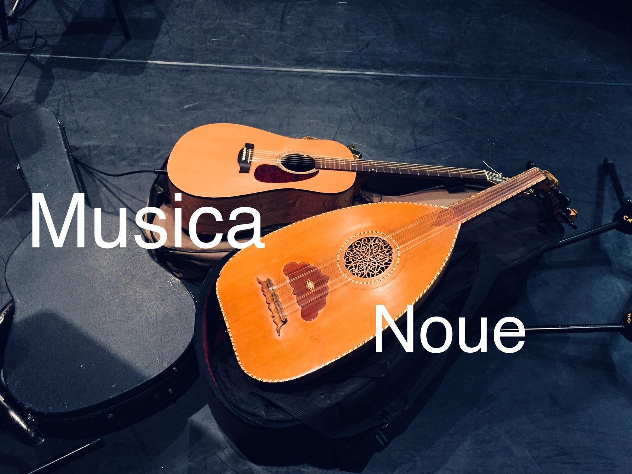 Musica Noue. Chants du monde de la Noue!