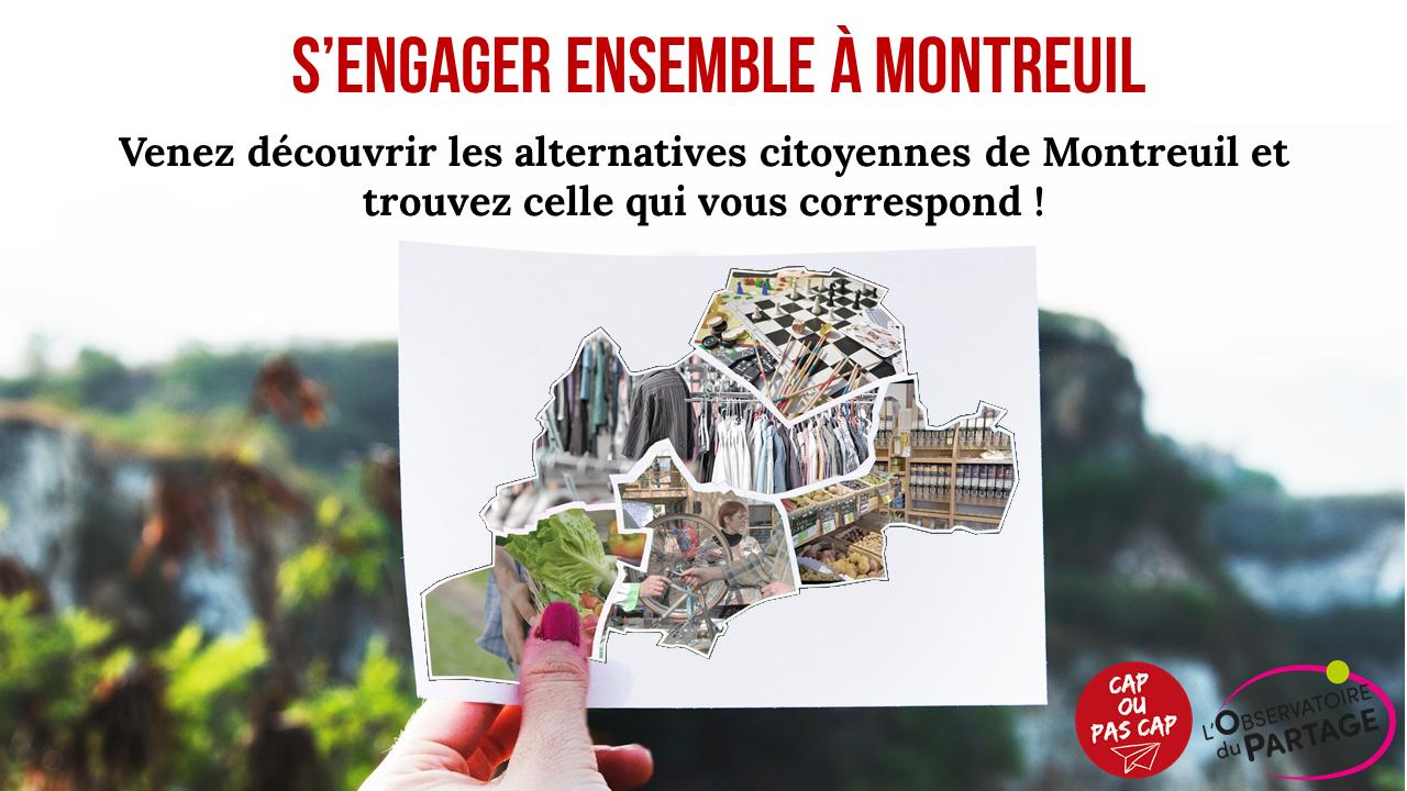 S'engager ensemble à Montreuil
