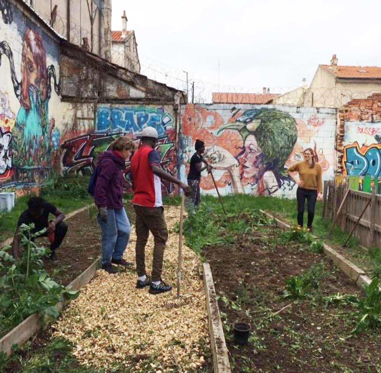 Portes ouvertes Jardin L'escargot / Le Bitoux
