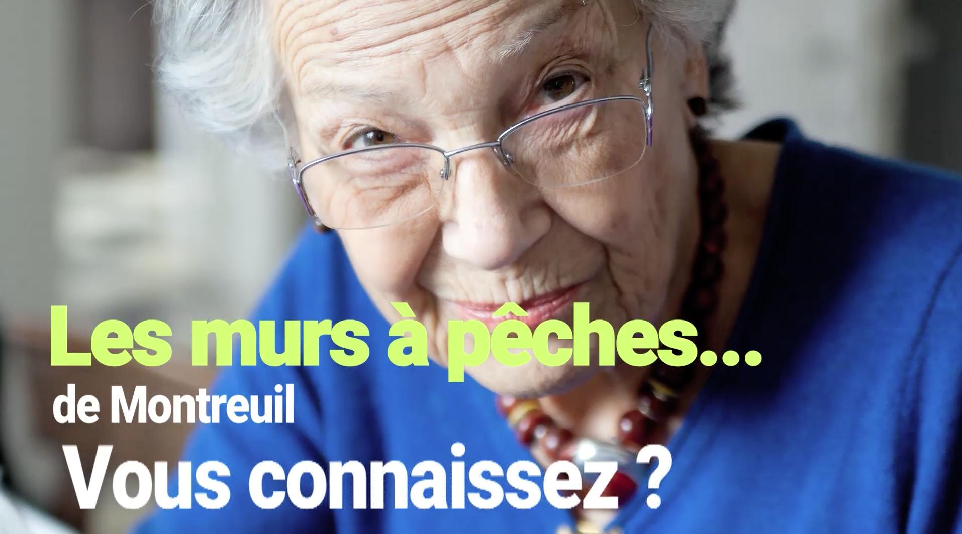 Venez transmettre votre histoire de Montreuil